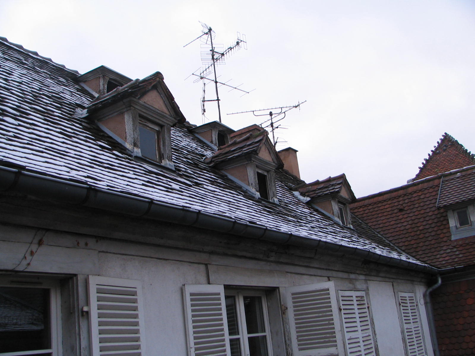 Création de lucarne à Strasbourg et dans les alentours | Huss couverture